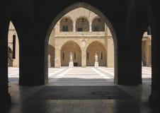 Lugar sagrado interno Fotos de archivo libres de regalías