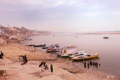 Lugar santo en la India Fotografía de archivo