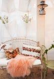 Lugar sazonal na HOME Imagens de Stock Royalty Free