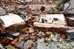 Lugar sujo Imagem de Stock