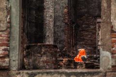 Lugar velho em Tailândia Imagem de Stock