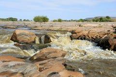 Lugard Falls Royalty Free Stock Photo