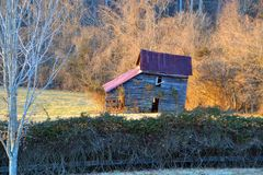 Lugares abandonados 1 Imagem de Stock