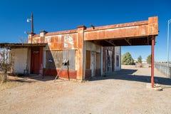 Lugares abandonados Foto de archivo