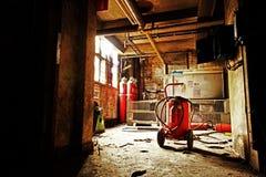 Lugares abandonados Fotos de archivo