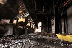 Lugares abandonados Imagen de archivo libre de regalías