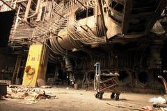 Lugares abandonados Imagem de Stock Royalty Free