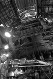 Lugares abandonados Fotografía de archivo libre de regalías