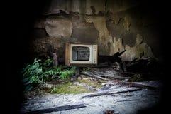 Lugares abandonados completos dos segredos imagem de stock