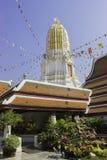 Lugares de culto e arte do templo de Tailândia Fotos de Stock