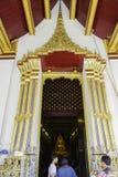 Lugares de culto e arte do templo de Tailândia Foto de Stock Royalty Free