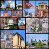 Lugares de Philadelphfia Fotos de Stock