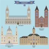 Lugares famosos en Hungría