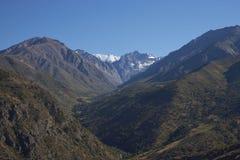 Lugares geométricos de Yerba - Chile Imagen de archivo