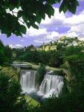 Lugares históricos em Bósnia e em Herzegovina imagem de stock