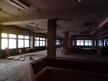 Lugares perdidos Edifício abandonado Fotos de Stock Royalty Free