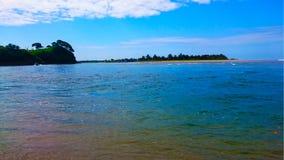 Lugares perfectos 1 del azul Imagen de archivo libre de regalías