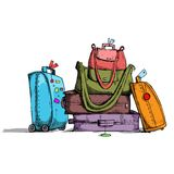 Luggage Stock Images