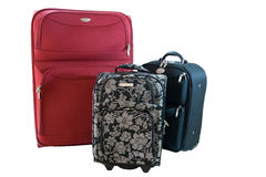 Luggage stock photography