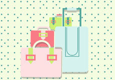 Luggage Royalty Free Stock Images