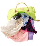 Luggage bag Stock Images