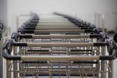 Luggage carts - 01 Stock Image