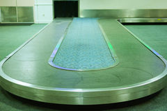 Luggage Carousel  Stock Image
