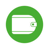 luggage label icon image Stock Photo