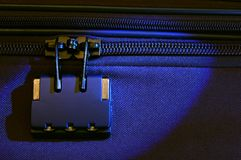 Luggage safety Stock Photography
