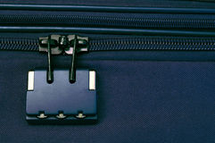 Luggage safety Royalty Free Stock Photo