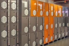 Luggage_storage Royalty Free Stock Images