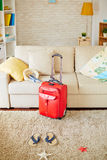 Luggage for travel Stock Photography
