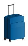Luggage On Wheels Royalty Free Stock Image