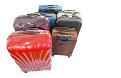Luggages III Stock Afbeelding