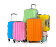 Luggages Stock Images