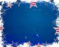 4 luglio festa dell'indipendenza Fotografia Stock