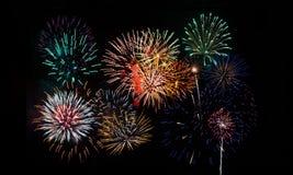4 luglio festa dell'indipendenza 2015 Immagine Stock Libera da Diritti