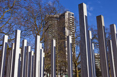 7 luglio memoriale in Hyde Park Immagini Stock Libere da Diritti