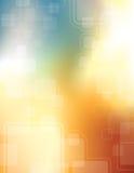 Lugna abstrakt bakgrund Arkivbild