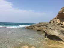 Lugna havet Fotografering för Bildbyråer