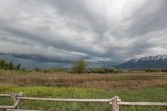 lugna storm Royaltyfri Bild