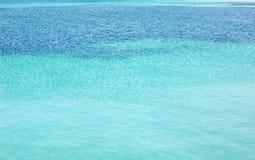 lugnat vatten Royaltyfria Bilder