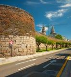 Lugo Royalty Free Stock Images