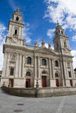Lugo Cathedral Stock Image