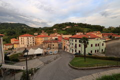 Lugo di Vicenza, Italien royaltyfria bilder
