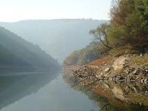 Lugo rzeka Zdjęcie Royalty Free