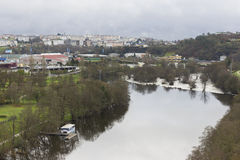 Lugo Spanien Royaltyfria Bilder