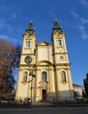 Lugoj Baroque Orthodox Cathedral Stock Images