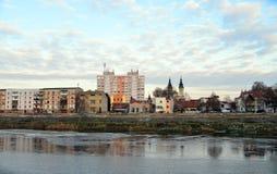 Lugoj cityscape editorial Stock Images