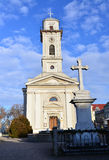 Lugoj Greek Catholic Church Stock Photography